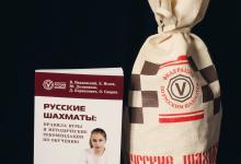 Комплект русских шахмат – «Турнирый»