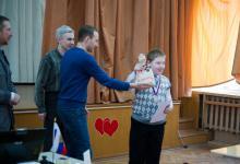 Первенство России среди юношей и девушек, награждение. 23.03.2013